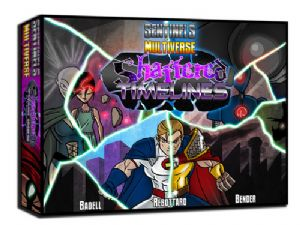 Sentinels of the Multiverse : Shattered Timelines